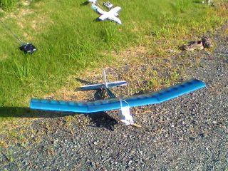 ラジコン飛行機モスキートモス
