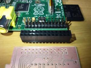 Raspberry Pi 拡張基板