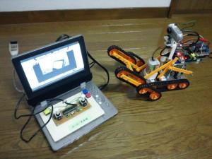 RescueRobo&Controller