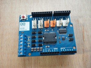 Arduino Motor Shield Rev3 repair2
