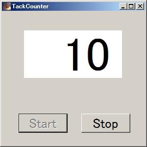 タッック練習ソフト