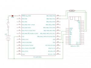 PIC write schematic