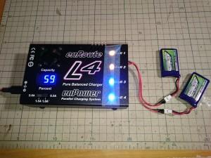enRoute L4充電器